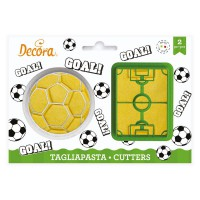 Decora Cookie Cutter Set Goal -2st-