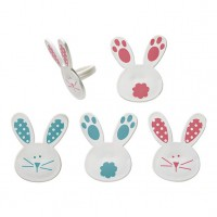 Cupcake Ringen Bunny & Tail -8st- //