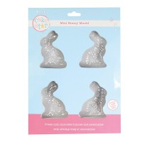 Cake Star Mould Chocolate Mini Bunny Mould