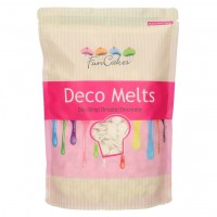 FunCakes Deco Melts Extreme White -1kg-