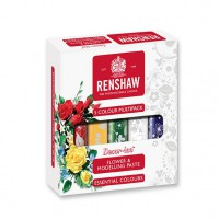 Renshaw Flower & Modelling Paste Set -5x100gr-