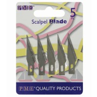 PME Sugarcraft Spare Blades Knive -5st-