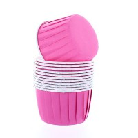 Culpitt Baking Case Cup Hot Pink -12st-