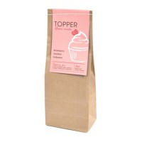 House of Marie Home Made Topper Mix Aardbei -250gr-