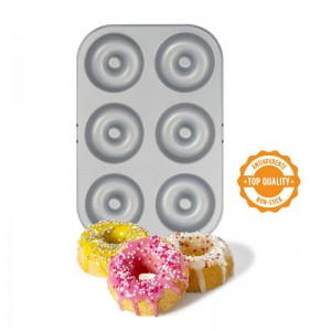 Decora Donut Pan -6st-