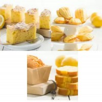 Bakzolder Mix voor Fresh Lemon Cake -500gr-