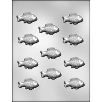 CK Chocolate & Candy Mold Fish