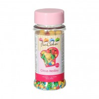 PME Candy Buttons Bright White -284gr-