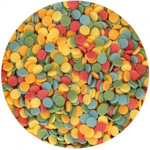 FunCakes Confetti 6mm Mix -60gr-